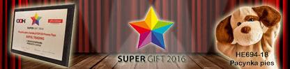 Super Gift 2016 - Dziękujemy!