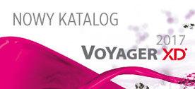 Nowy katalog VOYAGER XD 2017