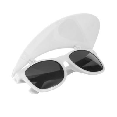 Plażowe okulary przeciwsłoneczne z daszkiem przeciwsłonecznym