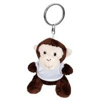 Karly, pluszowa małpka, brelok