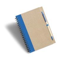 Notatnik ok. A5 z długopisem