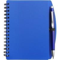 Notatnik A6 z długopisem