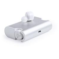 Power bank 1500 mAh, słuchawki bezprzewodowe