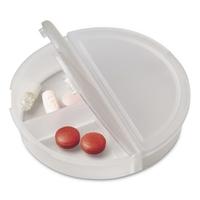 Pojemnik na tabletki z 3 przegrodami
