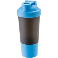 Butelka sportowa 500 ml, shaker